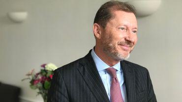 Marc Pecsteen, le nouvel ambassadeur de Belgique à l'ONU