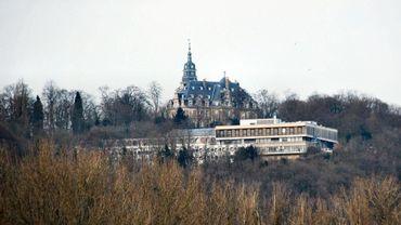 Organe géré par la Province, l'école hôtelière a fait l'objet de rénovation.
