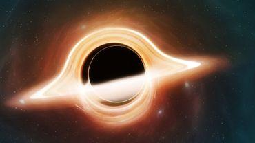 Une étoile danse autour d'un trou noir: la théorie d'Einstein enfin prouvée