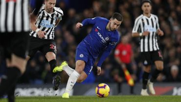 Chelsea-Newcastle: 2-1, Willian sort de sa boite, Hazard à l'assist (LIVE commenté)