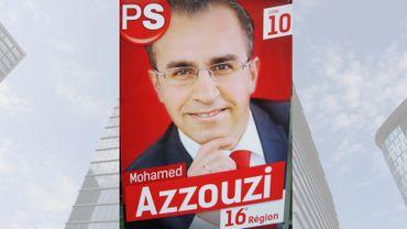 Le premier échevin Mohamed Azzouzi sanctionné par sa section locale