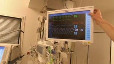 L'utilisation de l'appareil sera plus fréquente en salle d'opération où il est important d'administrer le bon dosage d'antidouleurs.