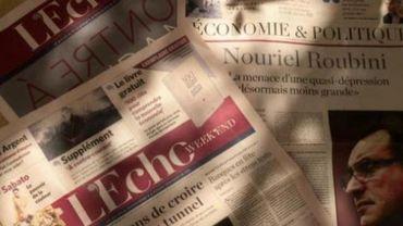 Joan Condijts succède à Martine Maelschalck à la rédaction en chef de L'Echo