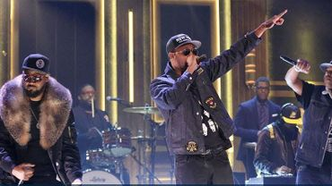 Gros live du Wu-Tang Clan chez Jimmy Fallon
