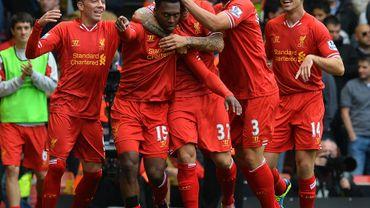 Liverpool-Man U: 1-0 (LIVE)