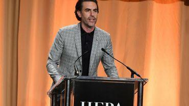 L'acteur Sacha Baron Cohen lors d'un gala à Hollywood, en juillet