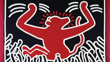 Keith Haring, sans titre, 1985