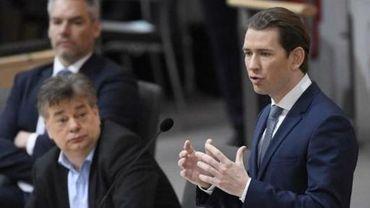 L'Autriche impose un couvre-feu national