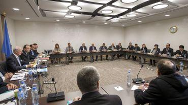 Syrie: reprise des négociations de paix sous l'égide de l'ONU à Genève