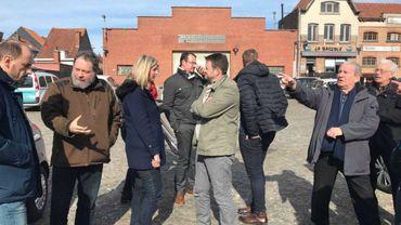 Comines-Warneton: les opposants de Clarebout à Frameries ont rencontré ceux de Warneton