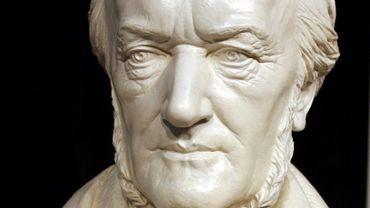 Le buste de Richard Wagner créé par Fritz Schaper en 1885