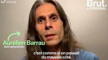 Aurélien Barrau appelle à une «révolution écologique» immédiate