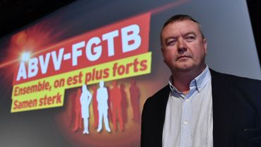 """Robert Vertenueil sur une liste FGTB aux prochaines élections : """"Ce n'est pas la position du syndicat"""""""
