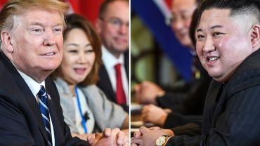"""Kim """"ne veut pas"""" rompre ses engagements, assure Trump, malgré les tirs de missiles"""