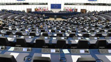 Une session du Parlement européen à Strasbourg, le 12 juin 2018