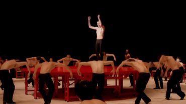 Grand retour de Bejart Ballet Lausanne au Cirque Royal, après Boléro