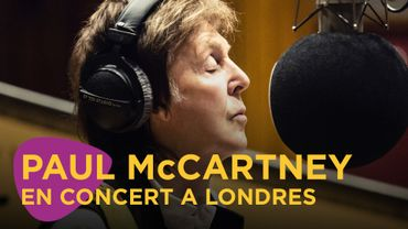 Paul McCartney: vos places pour son concert à Londres !