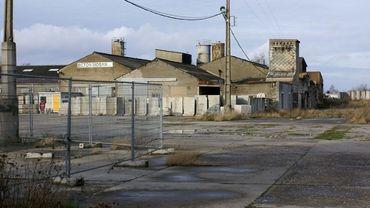 Le complexe Central Piazza est prévu sur le vieux chancre industriel des Bétons Mosans à Micheroux, le long de la Nationale 3.