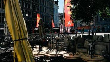 Trois plaintes contre les mesures sanitaires à Anvers rejetées par le Conseil d'État