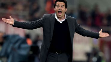 Marco Silva, l'entraîneur de l'Olympiacos