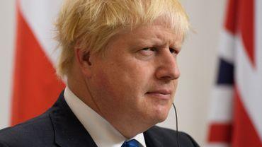 """Boris Johnson, l'un des principaux soutiens du Brexit lors du référendum organisé l'an dernier au Royaume-Uni, a affirmé être """"très optimiste"""" quant à la conclusion d'un accord."""