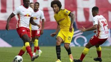 Axel Witsel positif quand à la saison du Borussia Dortmund, dauphin du Bayern Munich