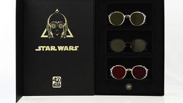 49dbca783a4102 Star Wars   des lunettes inspirées par le design du cyborg C-3PO