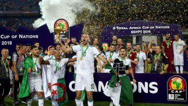 L'Algérie sur le toit de l'Afrique un an de plus