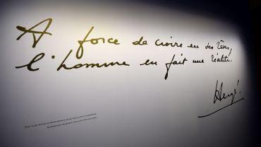 Tintin, le reporter belge le plus célèbre, fête ses 90 ans