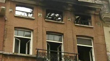 Violent incendie à Etterbeek : les causes du sinistre pas encore déterminées