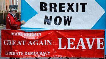 """Brexit : Londres rejette """"l'échéance artificielle"""" de fin septembre"""