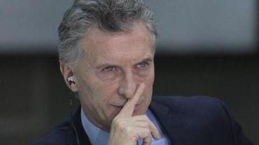 Argentine: 400 journalistes ont été fichés sous la présidence Macri