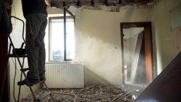 Plus de la moitié des Belges ont réalisé des travaux de rénovation après avoir acheté leur habitation.