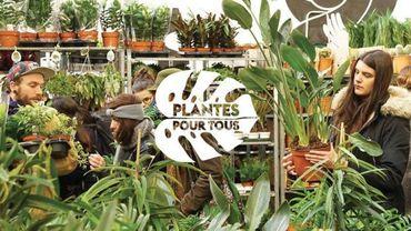 """""""La Grande Vente de Plantes"""" est de retour à Bruxelles"""