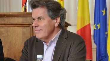 Michel Firket, échevin des finances liégeois