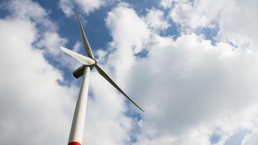 Les énergies renouvelables comme les éoliennes risquent d'être défavorables à la croissance économique