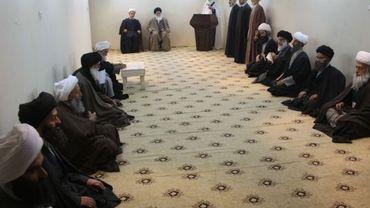 Irak: réunion de dignitaires chiites dans un musée de cire à Najaf