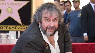 """Le réalisateur de 53 ans a dévoilé lundi son étoile à quelques jours de la sortie aux États-Unis de son dernier film, """"Le Hobbit : la bataille des cinq armées"""""""