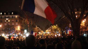 EN DIRECT: jusqu'à 1,6 million de personnes ont marché à Paris, foule toujours dense