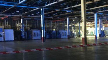 Sur le site de Gosselies, Caterpillar a abandonné un grand nombre de machines, outils et équipements. Sans intérêt pour de futurs repreneurs, ils sont donc mis en vente.