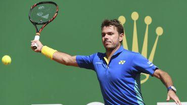 Après Murray, Wawrinka éliminé à son tour en huitièmes à Monte-Carlo