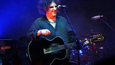 "The Cure: ""Lullaby"" live à Hyde Park"