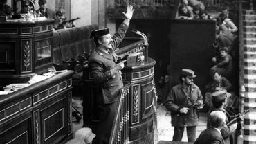 25th anniversary of the attempted coup in Spain's parliament