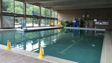 La piscine de La Roche-en-Ardenne, l'une des seules piscines à rouvrir ce 1er juillet
