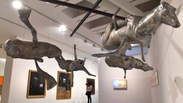 L'exposition débutera samedi 1er juillet au Musée Fabre de Montpellier.