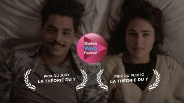 La Théorie du Y remporte le prix de la meilleure fiction web à Lausanne