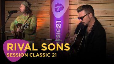 Rival Sons: interview et set acoustique