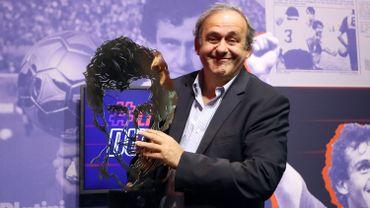 La FIFA en justice pour récupérer les 2 millions de francs suisses versés à Platini