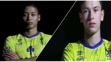 Saint-Trond attire un 6e Japonais et un défenseur slovène