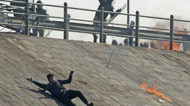 Heurts entre manifestants et forces de l'ordre à Bagdad le 21 janvier 2020